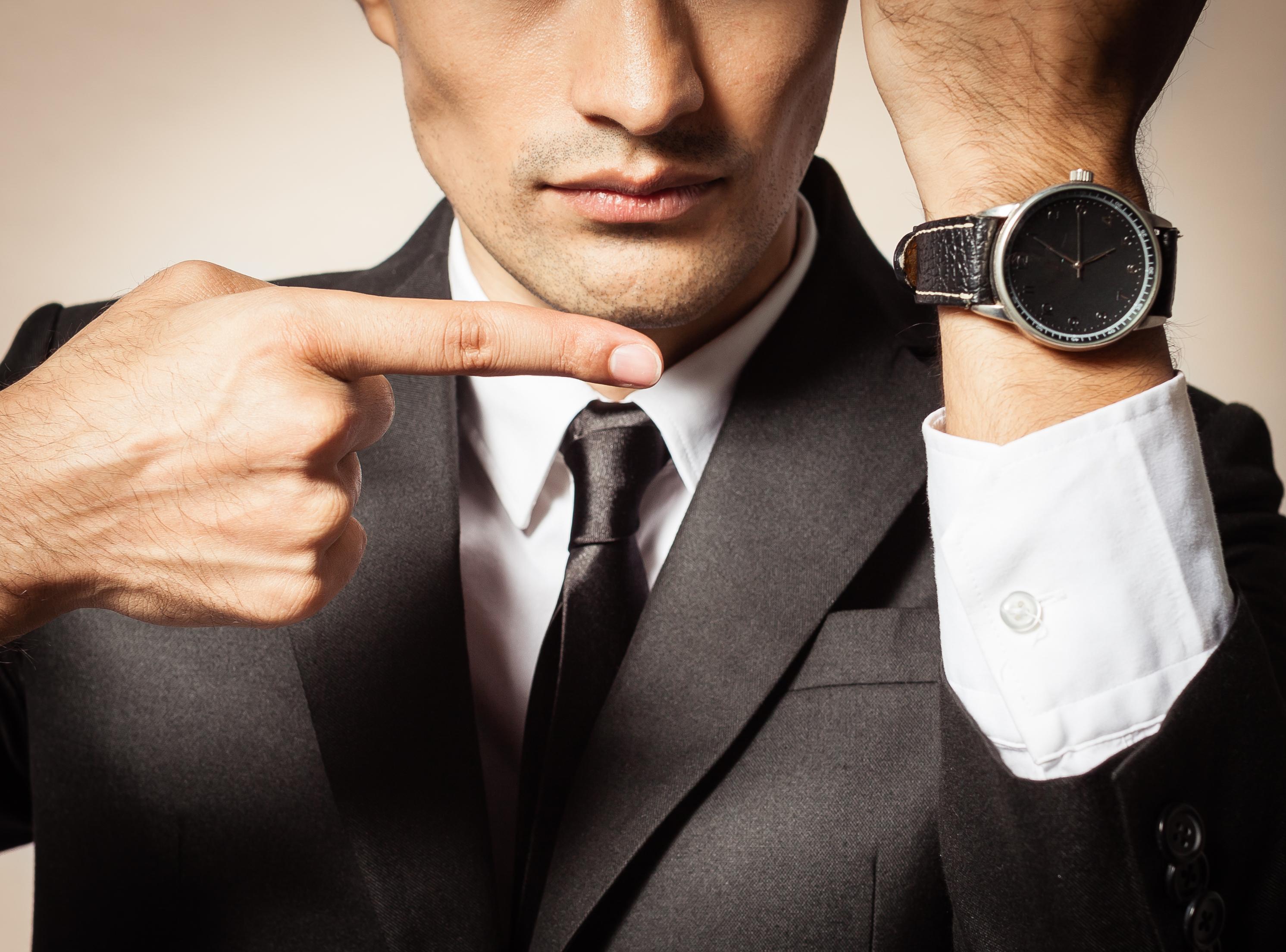 late luxury watch
